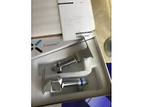 Crosswater Deck Mounted (low Pressure) Panel Valves NEW In Box