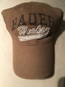 Bauer Hockey hat cap new