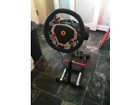 Ferrari f430 steering wheel PS3 and PC