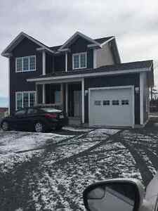 Beautiful Executive 2-Storey Home for Rent in witless bay
