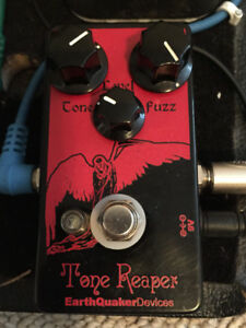 Earthquaker Devices, EHX, Dunlop pedals and more gear