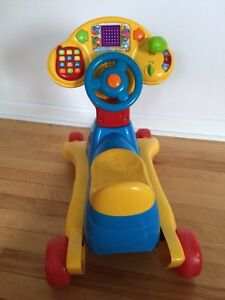 Vtech ride on. Great condition! 3-in-1 Smart Wheels Gatineau Ottawa / Gatineau Area image 2