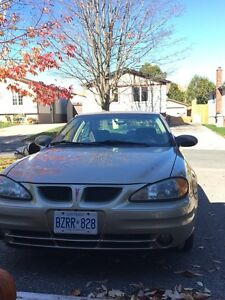 05 Pontiac Grand Am se