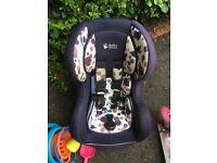 SOLD Baby Weavers car seat