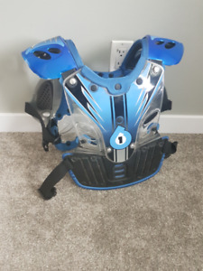 Motocross chest protector child size