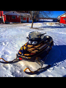 Selling Snowmobile