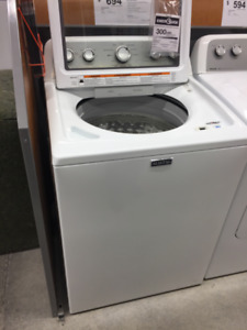 MOVING SALE LIKE NEW MAYTAG WASHER AND DRYER COMBO $750 OBO