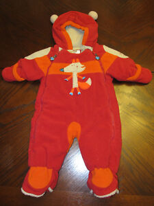 Gagou Tagou Childrens Snowsuit