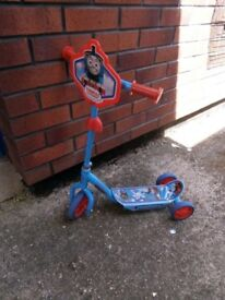 Thomas scooter