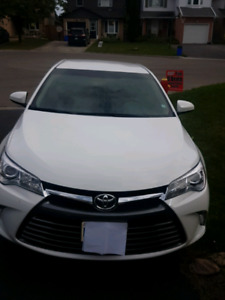 2017 Toyota Camry LE upgraded. Very low km.15301 km only