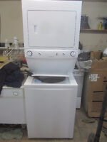 Washer/dryer combo unit