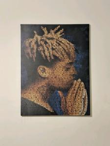 XXXTentacion Canvas.