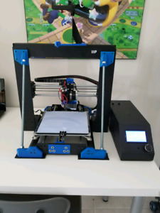 Wanhao Duplicator I3 v2.1 callibrated 3d printer and accessories