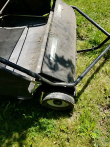 42 Inch Lawn Sweeper