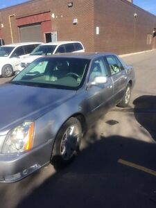 2007 Cadillac DTS safety E-tested