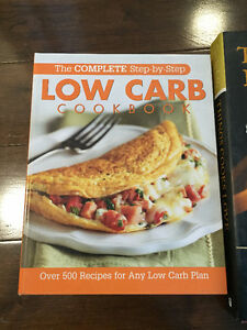 2 Amazing Low Carb Diet Books