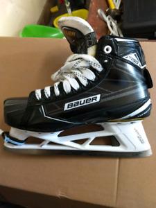 Bauer S190 goalie skates