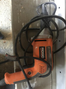 Drywall screwdriver Ridgid