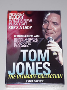 DVD Collection Tom Jones, Dois Partir Raison Demenagement