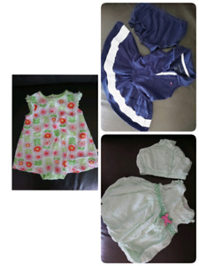 Baby Dress 3-6m Tommy Hilfiger, Carter's
