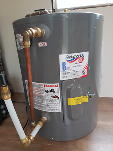 New 20 Gallon Electric Hot Water Heater
