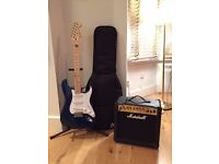 Fender Stratocaster – Beautiful Guitar in perfect condition