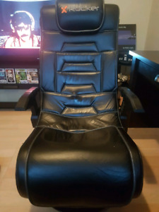 X-Rocker Pedestal Gaming Chair