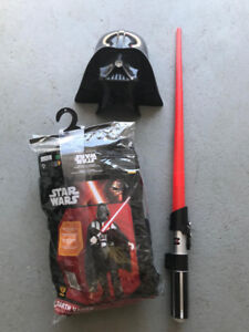 Costume Darth Vader pour adulte