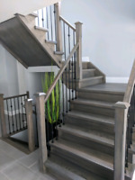 Professional Stairs and Railing services