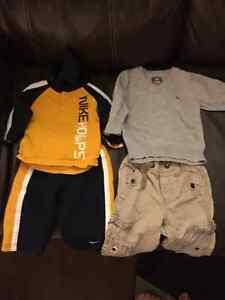 Size 6-9 months baby clothes
