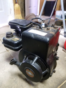 2hp briggs small engine and centrifugal clutch