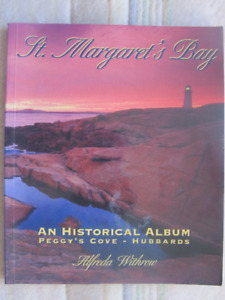 ST. MARGARET'S BAY by Alfreda Withrow 1997