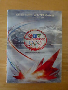 CTV XXI Olympic Winter Games 5-Disc DVD box set