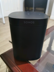 Sonos one. Sold out
