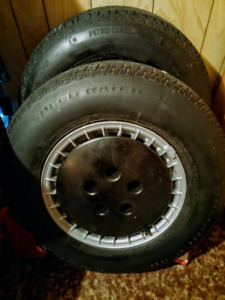 1982 TRANS AM / FRIEBIRD RIMS