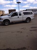 2007 Ford F-250 Super Cab 4x4 For Sale