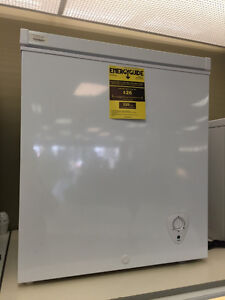 *BRAND NEW* FRIGIDAIRE 5.1 CU FT CHEST FREEZER – $350.00