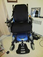 Electric wheelchair Jazzy(Pride) Select 6