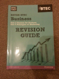 Business BTEC Revision Guide