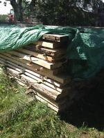 Red oak lumber for sale