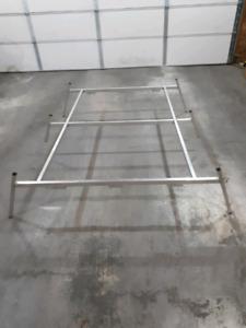 Canopy ladder rack.