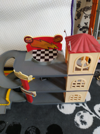 2 Toy Garages £3 for both