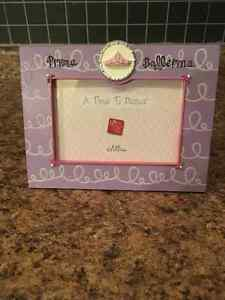 Ballerina Picture Frame
