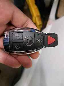 Mercedes Benz key
