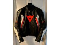 Dainese Avro D1 Motorcycle Jacket - Like new! for sale  East Kilbride, Glasgow