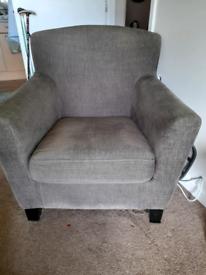 Next armchair.