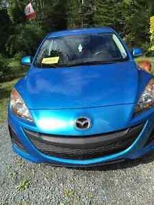 2010 Mazda 323 Sedan