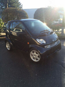2005 Smart Fortwo CDI Coupe (2 door)