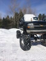 2002 Chevrolet mud truck Forsale or trade