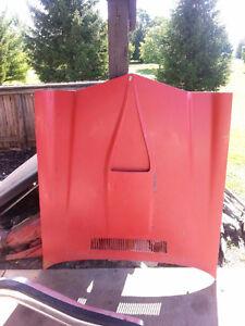 Z28 Hood Incl Hinges (Came off of '79)